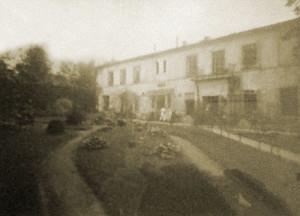 Klinika Oto-Rhino-Laryngologi Uniwersytetu Jagiellońskiego wKrakowie 1932r.