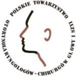 Logo Polskiego Towarzystwa Otolaryngologów Chirurgów Głowy iSzyi